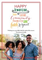 Kwanzaa Spirit
