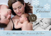 Baby Holiday Cards - A Lot Like Christmas