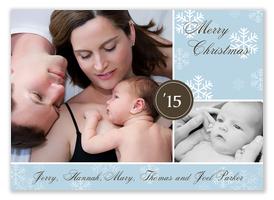 A Lot Like Christmas - Baby Christmas Cards
