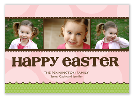 Easter Photo Cards - Whiskers and Whimsy