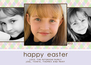 Easter Photo Cards - Hippity Hop