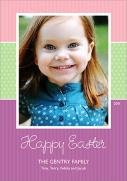 Easter Photo Cards - Eggshell