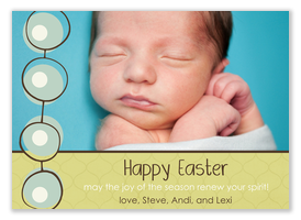 Little Chick Easter Photo Cards -  Easter Cards