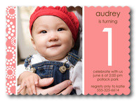 Little Grunge - Photo Birthday Invitations