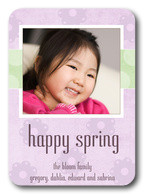 Blooming Easter Photo Cards - Easter Photo Cards