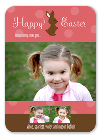 Cocoa Bunny -  Easter Cards
