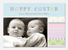 Easter Cards - Eggstatic