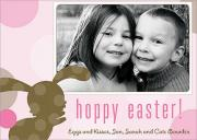 Easter Photo Cards - Hoppiness