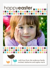 Easter Colors Easter Photo Cards - Easter Photo Cards