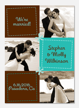 Wedding Announcements - Joyful
