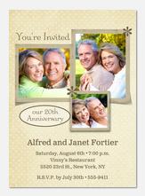 Anniversary Invitations - Forever in Love