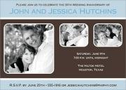 Joy - Wedding Anniversary Invitations