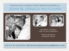Anniversary Invitations - Joy