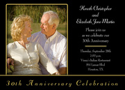 Still In Love - Wedding Anniversary Invitations