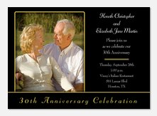 Still In Love -  50th Wedding Anniversary Invitations