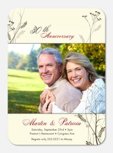 Sweet - Anniversary Invitations