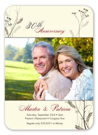 Sweet - Anniversary Invitations