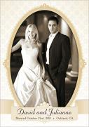 Wedding Announcements - Antique Wedding