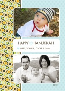 Hanukkah photo cards - Miracle