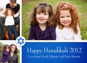 Hanukkah cards - Festival of Lights