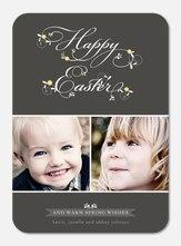 Easter Elegance - Easter Photo Cards