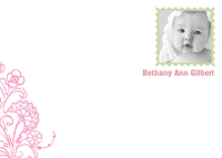 Beary Pink Stamp