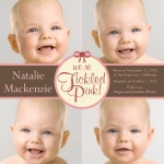 Photo Adoption Announcements - Specially Tickled Pink