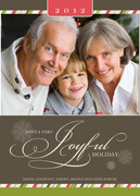 Joyful Joyful!-Grandparents Holiday Cards