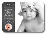 Adoption Birth Announcements - Specially Chic