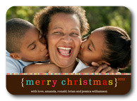 Grandparents Holiday Cards - Much Merry