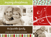 Grandparents Holiday Cards - Mix 'n Match