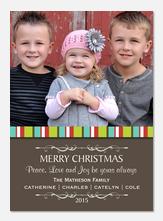 Christmas Lanyard-