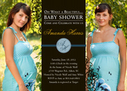 Baby Shower Invites - Sweet Shower Treats