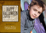 Haunted Stamp -  halloween cards