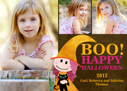 halloween cards - Big Boo to You!