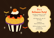 Spooky Sweets - Halloween Invitations