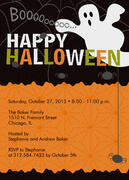 Boo's Bash - Halloween Invitations