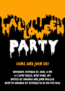 Halloween Invitations - Halloween Cool