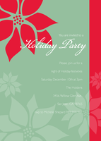 Poinsettia Party