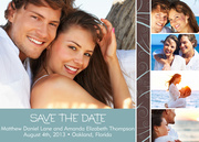 Save the Date Photo Cards - Chic Contempo Date