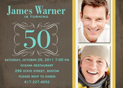 Adult Birthday Party Invitations - Prime of Life