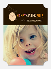Easter Cards - Bunny Buddy