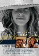 graduation party invitations - Proud Day
