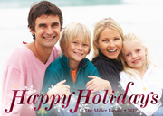 Perfect Style - holiday photo cards